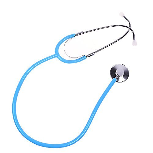 BCP Blue Color Real Working Stethoscope for Kids Role ()