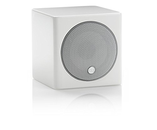 Monitor Audio- Radius 45 Micro-Satellite Speakers- Pair (White) by Monitor Audio