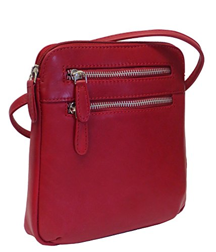 Rowallan Women's Leather Shoulder Bag, Small