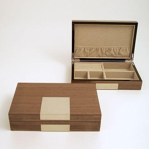 Jewelry Box Finish: Ash Wood