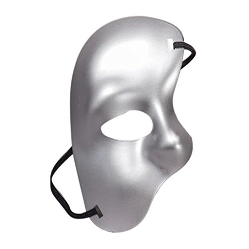 Halloween Masquerade Funny Diversity Fancy Mask, Outsta Cutout Prom Party Mask Accessories (Q) ()