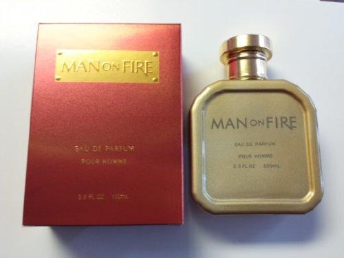 Man on Fire Pour Homme 3.3 Oz