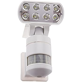 Creative Industries Nw500wh Night Watcher Security Light