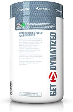 Dymatize Micronized Creatine, 1kg 4