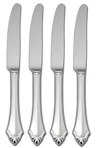 Oneida Kenwood Hollow Handle Dinner Knife, Set of 4