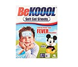 Product review for Be Koool Be Koool Soft Gel Sheets For Kids Pack of 3