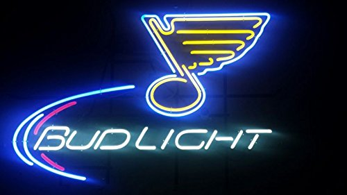 St Louis Blues Pub Lights Mizzoucompare Com