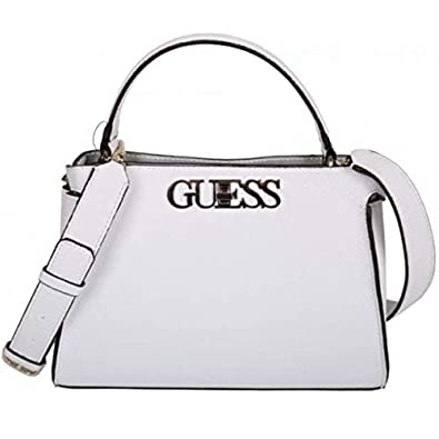 Guess Borsa a manotracolla Uptown Chic Turnlock satchel 2