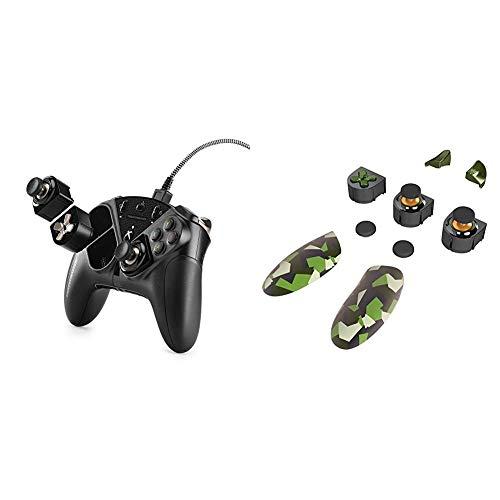 Controlador Thrustmaster ESWAP X PRO: (Xbox One, Series X | S y Windows) con Thrustmaster Eswapx Green Color Pack (Xbox One, Series X | S y Windows)
