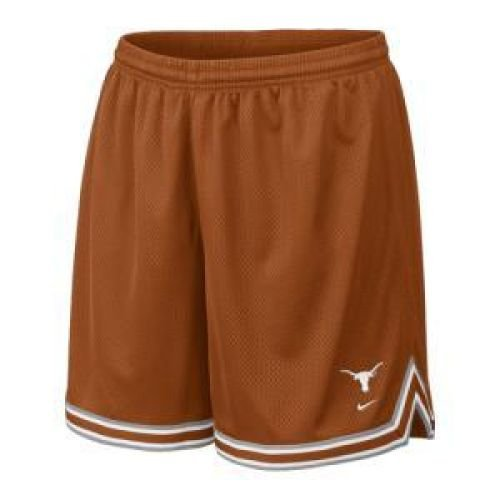 Texas Longhorns Women's College Basketball Short - Women - L (Nike Womens Basketball College)