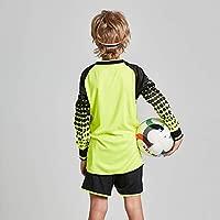 KELME Fútbol de Manga Larga para Portero fútbol Jersey Conjunto