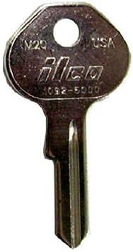 ILCO M17 Master Padlock Key