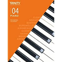 Trinity College London Piano Exam Pieces & Exercises 2018-2020. Grade 4 (Piano 2018-2020)