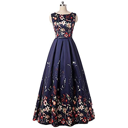 Line Floral Formal Evening Dresses: Amazon.com