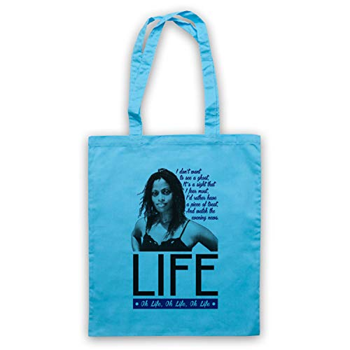 D'emballage Clair Officieux Bleu Life Inspire Des'ree Par Inspired Apparel Sac xqA4Ozx0w