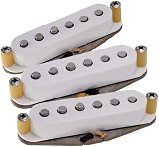 Tonerider TRS3 Classic Blues Stratocaster Pickup Set - White