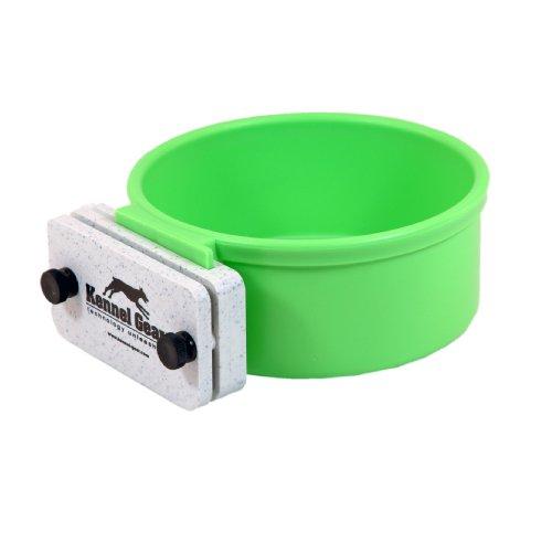 Kennel-Gear 20 oz Plastic Dog or Cat Bowl Kit
