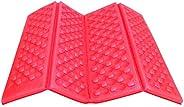 AceCamp 3940 Portable Lightweight Mini Waterproof Folding Mat, Foam Sitting Pad for Outdoor Activities, Foldab