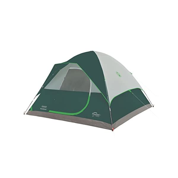 Coleman-Maumee-WeatherTec-Waterproof-8-Person-Family-12-x-11-Dome-Camping-Tent
