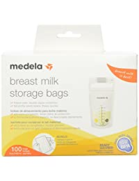 Medela Breast Milk Storage Bags, 100 Count BOBEBE Online Baby Store From New York to Miami and Los Angeles
