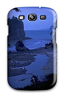 For IwpBxHZ398BnCos Beach S Protective Case Cover Skin/galaxy S3 Case Cover