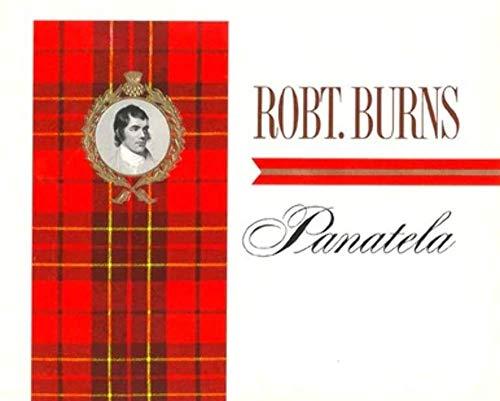 Robert Burns Panatela Unused Cigar Box Label