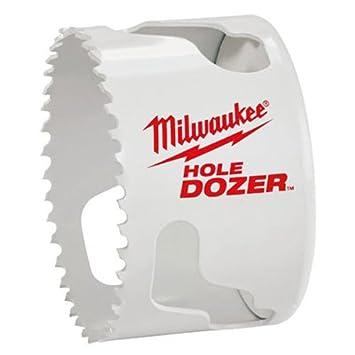 Amazon Com Milwaukee  3 Inch Ice Hardened Hole Saw Home Improvement