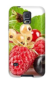 DeirdreAmaya Case Cover Protector Specially Made For Galaxy S5 Fruit Close-up