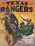 img - for TEXAS RANGERS: February, Feb. 1949 (