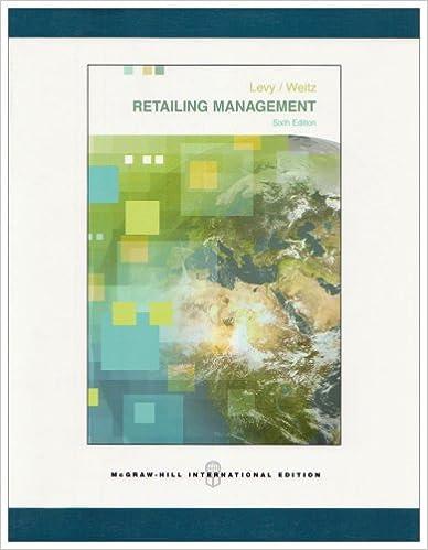 Retailing management mcgraw hill international editions michael retailing management mcgraw hill international editions michael levy barton a weitz 9780071106887 amazon books fandeluxe Images