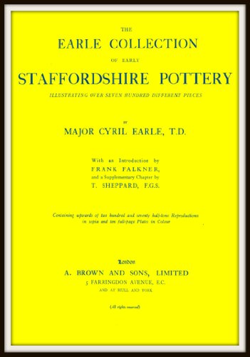 (The Earle collection of Early Staffordshire)
