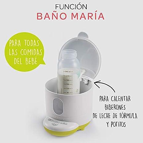 BEABA BibExpresso Preparador de Biberones 3 en 1