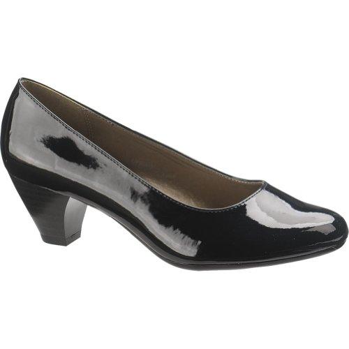 Patent Soft Guiliana Women's Style Pump Black 1rrqxXRO
