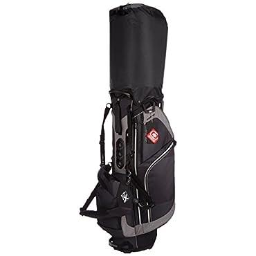 OGIO Ozone 9.5 Woode Top Golf Stand Bag, Vortex/Slate (125053-OZVS)