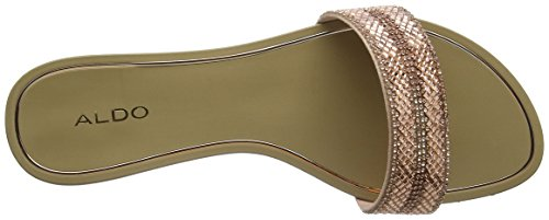 ALDO Sandales Cadilinnaw Femme Rosegold Ouvert New Or Bout aSgnqxWS