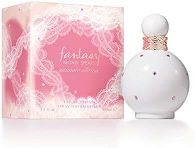 Intimate Fantasy Britney Spears Eau de Parfum Spray, 3.3 Ounce