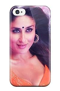 New Premium Flip Case Cover Kareena Kapoor In Heroine Skin Case For Apple Iphone 4/4S Case Cover