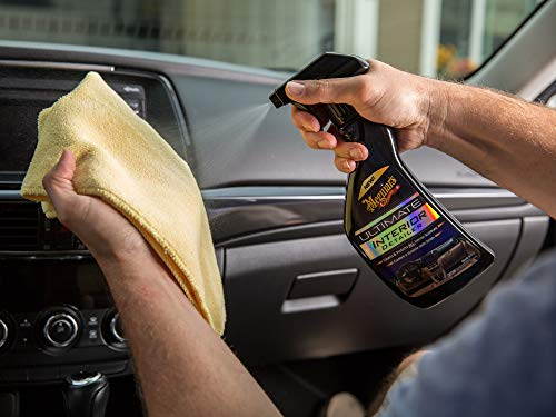 Meguiar's G16216 Ultimate Interior Detailer, 15.2 oz