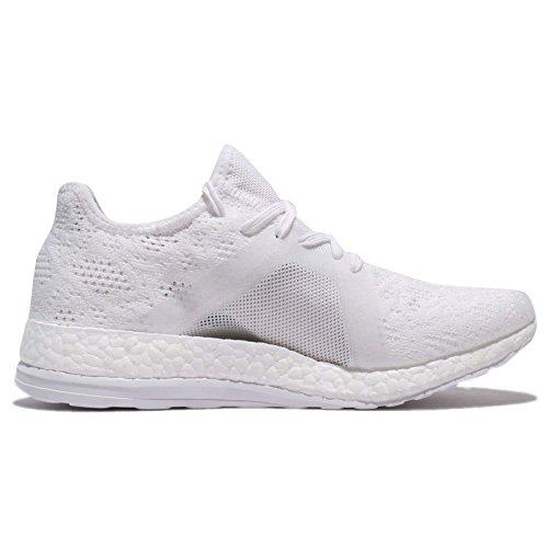 EleHombresto Adidas Pureboost X Para Mujer, Blanco Blanco