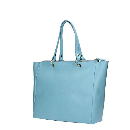Guess HWCARLL6123 Shopper Donna Pelle Light Blue Light Blue TU