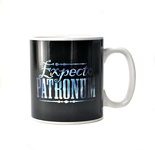 Harry Potter Patronus Heat Changing - Potter Charcoal