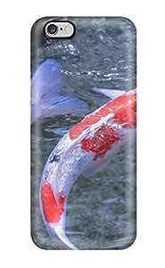 XiFu*MeiGfEWMfk1029FroCV Case Cover Oriental Fishies In Water Iphone 6 Plus Protective CaseXiFu*Mei