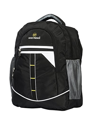Good Friends Polyester 36 Liters Waterproof Casual Backpack