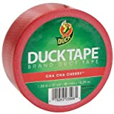 6 Pack Cha Cha Cherry Tape (Roll) (Product Catalog: ''Adhesives, Fasteners & Finishing Sprays'')