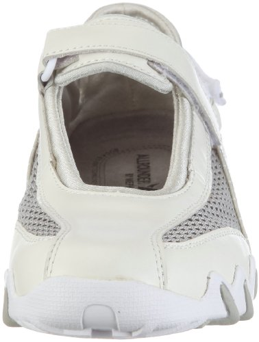 Allrounder by Mephisto NIRO N819 - Zapatillas de deporte de ante para mujer Blanco (white)