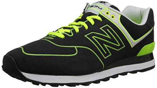 Top Sneaker Nen New High Herren D Yellow Schwarz Ml574 Black Balance Sqg4wY4xX