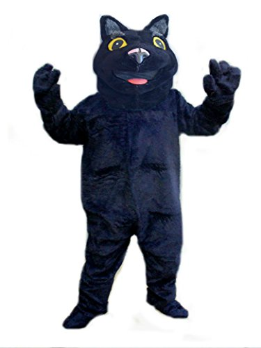 cjs huggables Mascots USA Custom Professional Low Cost Panther Mascot Costume