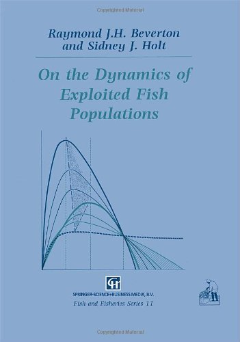 On the Dynamics of Exploited Fish Populations