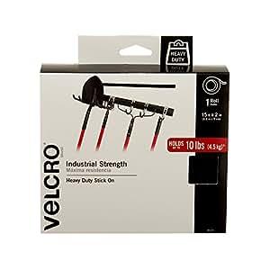 "VELCRO Brand - Industrial Strength - 2"" x 15' - Black"