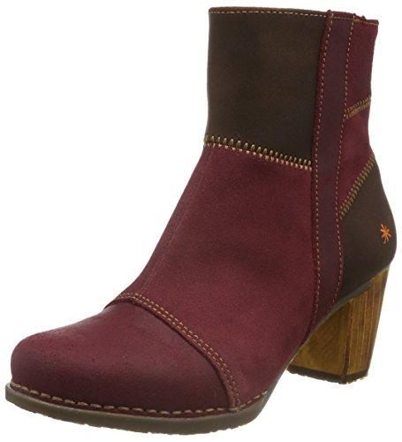 Ankle Women's Red Art Rioja Boots Salzburg qSwqx167